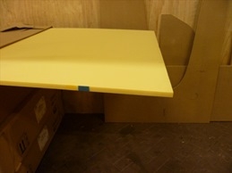 Foam platen - Corecell M80-20mm